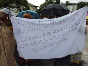 Mairie de Mamoudzou : «Nous avons des solutions»