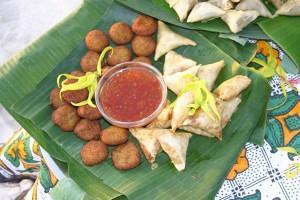 Journée de la gastronomie mahoraise à Tsingoni