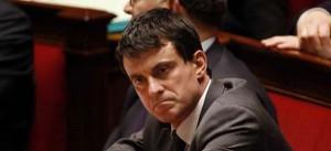 Sondage : Valls dégringole