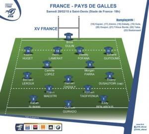 Rugby : avec Parra mais sans Bastareaud