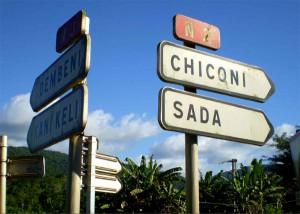 Collège de Chiconi cadenassé