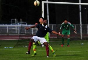 Foot : Myziane Maolida aussi en équipe de France