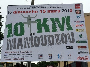 J-4 pour le 10km de Mamoudzou
