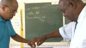 Chihabouddine a voté