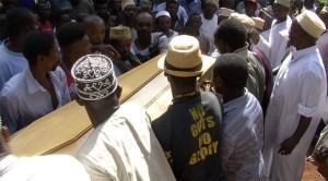 Drame de Combani : Zaïna enterrée (vidéo)