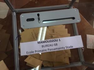10h05 : 63 votants à Passamainty Stade