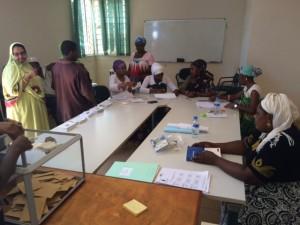 11h19 : 92 votants à Koungou Bibliothèque