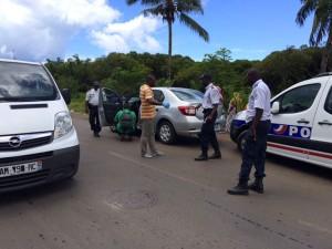 2 jeunes enfants percutés par un taxi
