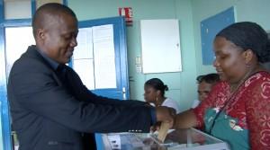 Tavanday a voté