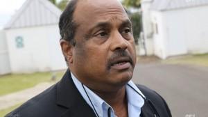 Théophane Narayanin en prison