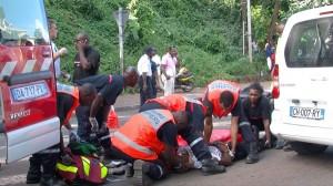 Accident Mamoudzou (suite) : un mort, un blessé grave
