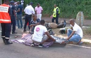 Accident à Mamoudzou : une jeune fille morte
