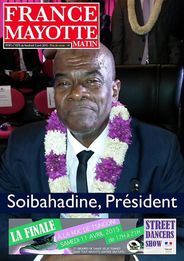France Mayotte Vendredi 3 avril 2015