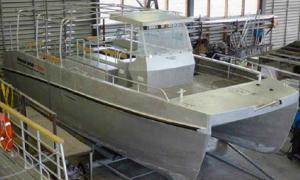 Un bateau de plongée inédit va faire son apparition