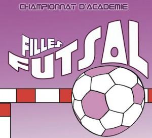 Championnat d'académie de Futsal filles 2015