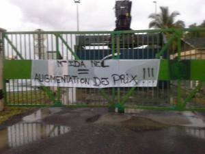 Grève Smart : les photos du blocage