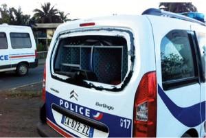 Caillassage à Majicavo et coups de couteau à Kaweni