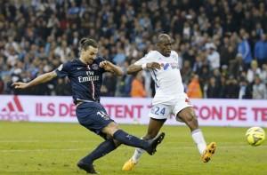 OM-PSG (2-3) Paris l'emporte au Vélodrome et redevient leader