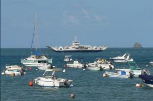 10 bateaux volés dans le week-end à Mamoudzou