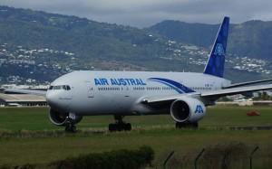 Air Austral maintient ses vols vers la métropole