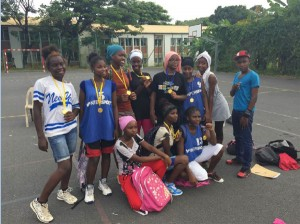 Les basketteuses de Dembéni s'envolent samedi pour Dijon