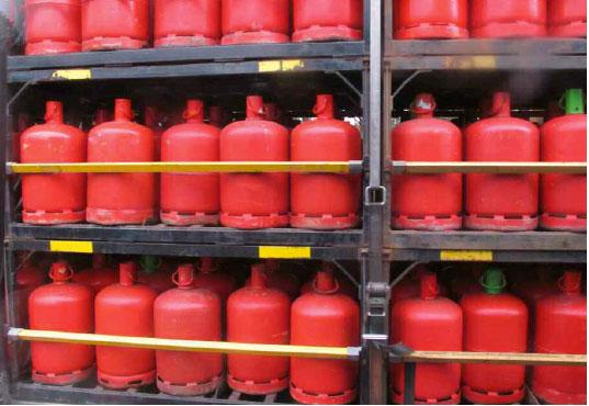 En juin hausse du prix du carburant et l g re baisse pour - Tarif bouteille de gaz ...