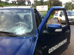 Encore des affrontements Lamir et Koropa. Un policier blessé à la tête