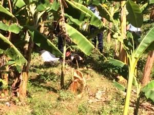 Un cadavre découvert à Trévani (photo+vidéo)
