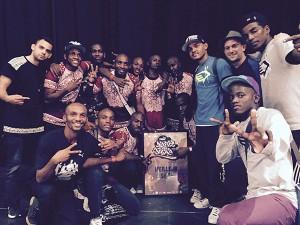 Puma Boty France 2015 : LIL STYLZ vainqueur du meilleur show à Montpellier