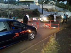 Conséquence de la grève  Matis : blocages sur les routes