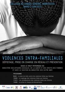Colloque pour lutter contre les violences intra-familiales