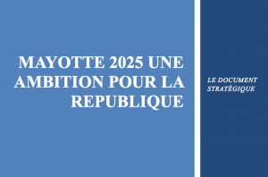 L'avenir de Mayotte en 23 pages