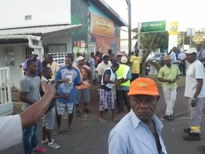 Poursuite de la grève à la Colas : la situation devient critique