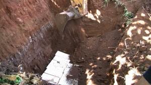 24 nourrissons enterrés ce matin