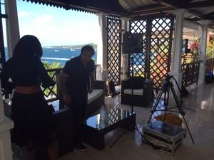 KTV prépare l'interview de Manuel Valls