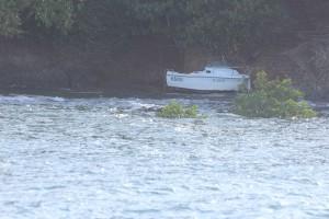 Vol de bateau : 2 policiers blessés lors d'une interpellation