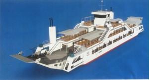 nouvelle barge