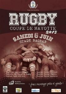 Rugby : la Coupe de Mayotte, c'est demain
