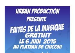 Faites de la musique avec Urban Prod