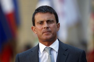 Manuel Valls est arrivé à Mayotte