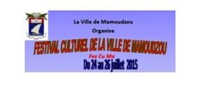 1ère édition du Festival culturel de Mamoudzou