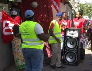 Somaco : les grévistes condamnés à lever les blocages