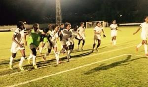 JIOI : les footballeuses mahoraises ont remporté la petite Finale