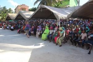 Remise de primes de la commune de Tsingoni : La population au rendez-vous (vidéo)