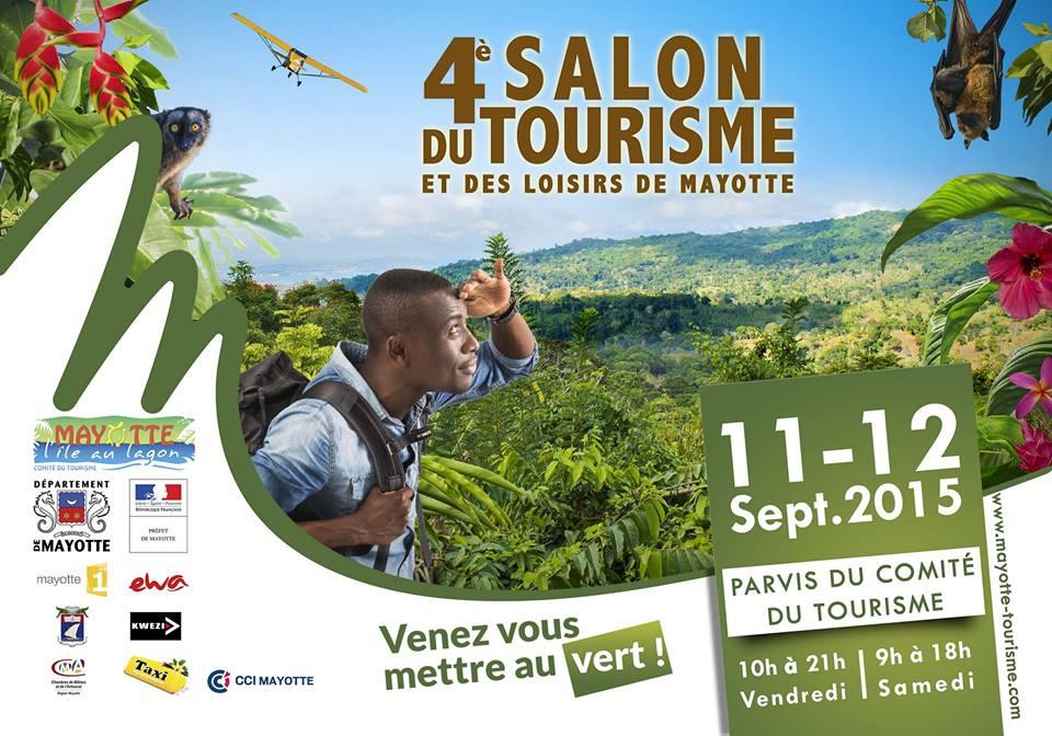 Le salon du tourisme et des loisirs de mayotte les 11 et for Salon du tourisme en france