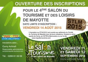 Salon du Tourisme et des Loisirs de Mayotte les 11 et 12 septembre