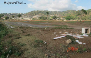 Le chantier évaporé du lycée de Kawéni