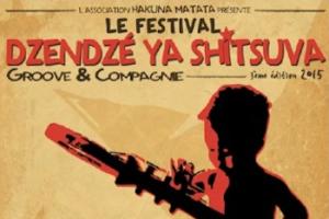 3ème édition du festival Dzendze Ya Shitsuva, Groove et Compagnie
