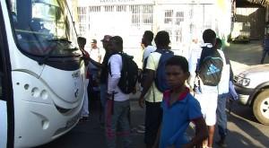 Des élèves de M'tsapéré privés de transport