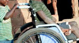 Des enfants handicapés sans accès à l'école